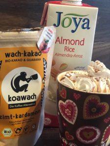 Veganer Koffein-Kakao von Koawach