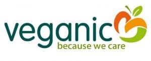 logo veganic online-shop