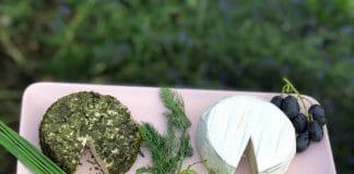 veganer käse von happy cheeze