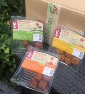 Vegane Snackballs von Kato Veganic Online Rezept