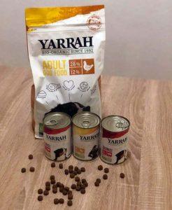 yarrah nachhaltiges hundefutter trockenfutter