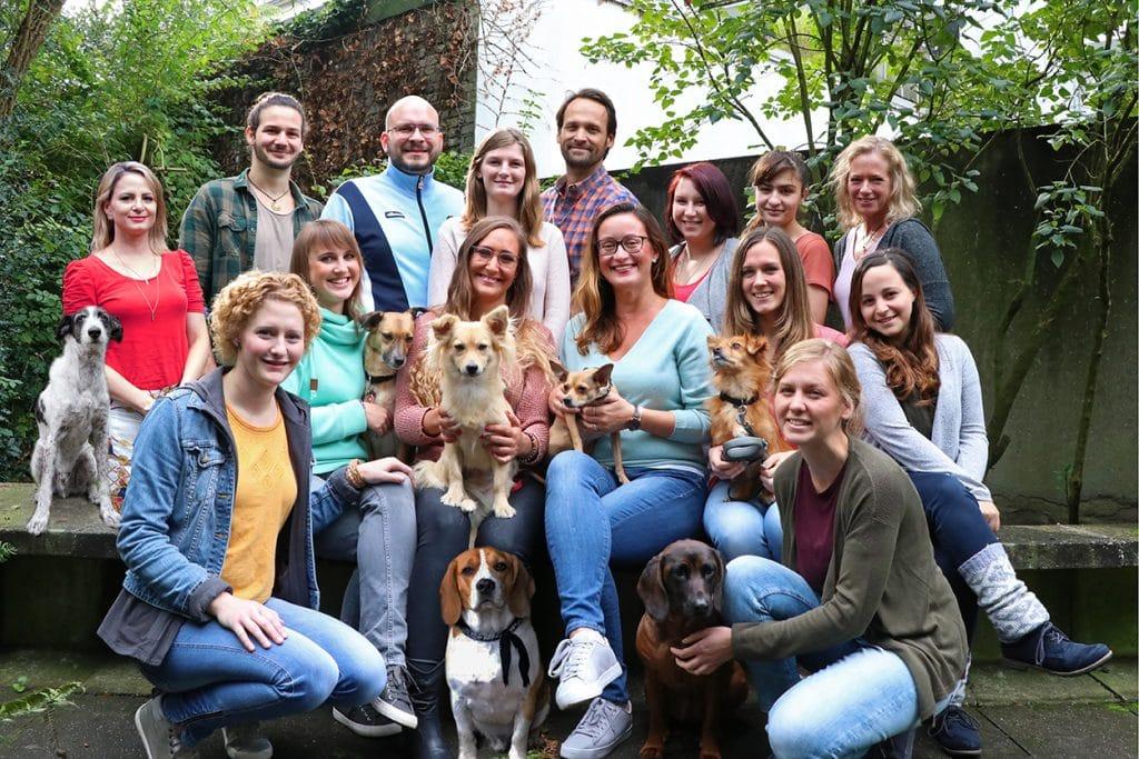 Team Tierschutz-Shop Spenden-Marathon für Tiere