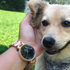 Holzuhren von 2nd Liar Holzuhr Uhr aus Holz