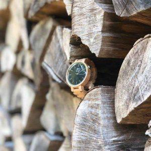 Holzuhren von 2nd Liar fair nachhaltig