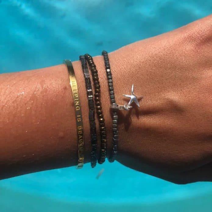 goodydoo in gold boho armband und armreif