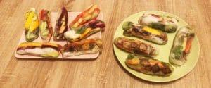 Vegane Snackballs von Kato Veganic Sommerrollen vegan rezept blog mrsverde