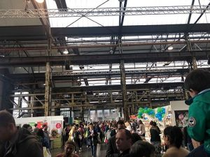 veggieworld düsseldorf 2018