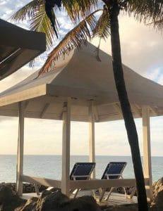 Hotel Aussicht Melia Varadero meer
