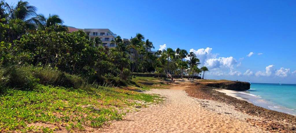 Hotel Melia Varadero von außen Strand Traumurlaub