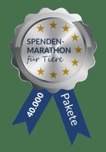 SiegelSpenden-Marathon für Tiere