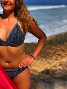 bleed bikini vegan nachhaltig recycled
