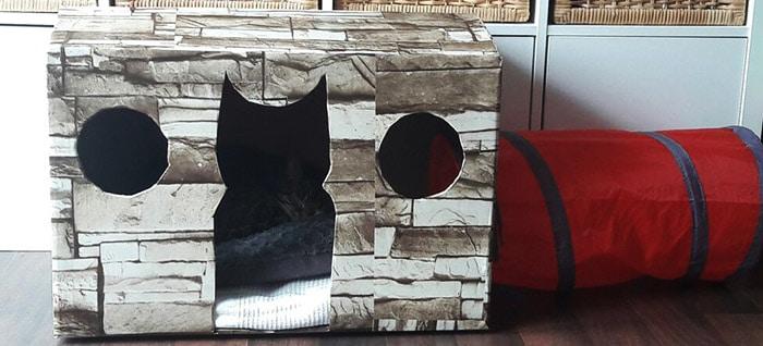 Geschenke für Katzen Geschenk Katze Geschenkidee