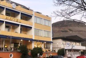 vegan hotel nicolay von aussen