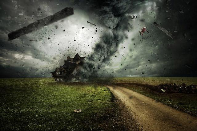 Unwetter durch Klimawandel